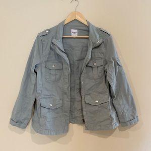Kensie military jacket